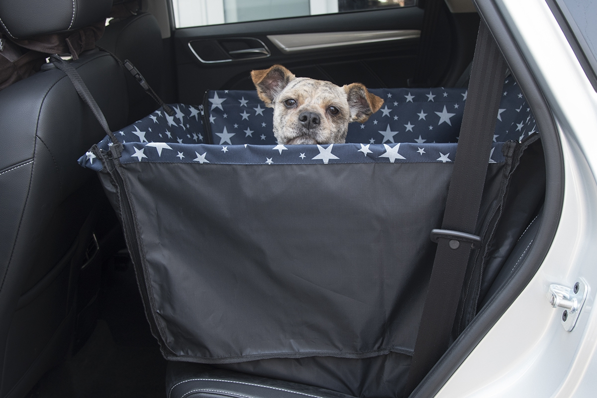 Car Pet Seat Cover Pet Bucket Seat Cover With Safety Belt